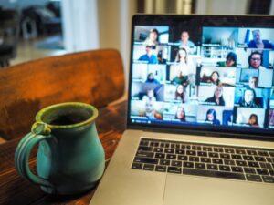 온라인 예배의 다양한 도구들