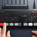 [ATEM Mini Pro] 믹서 연결시 hum noise 문제